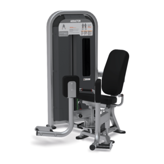 Impact Adducator refurbished gym equipment