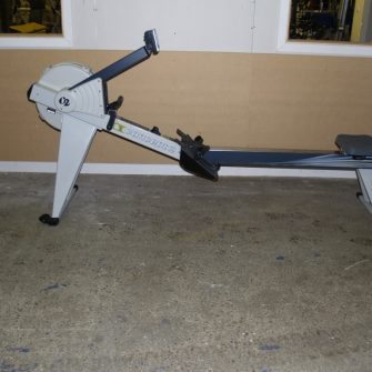 Model E rower with PM4 Monitor