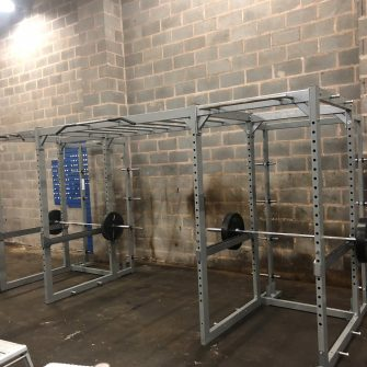 Ex Everton used gym weight frame